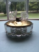 Heisey candy dish