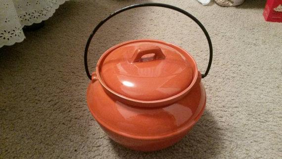 red calif pott